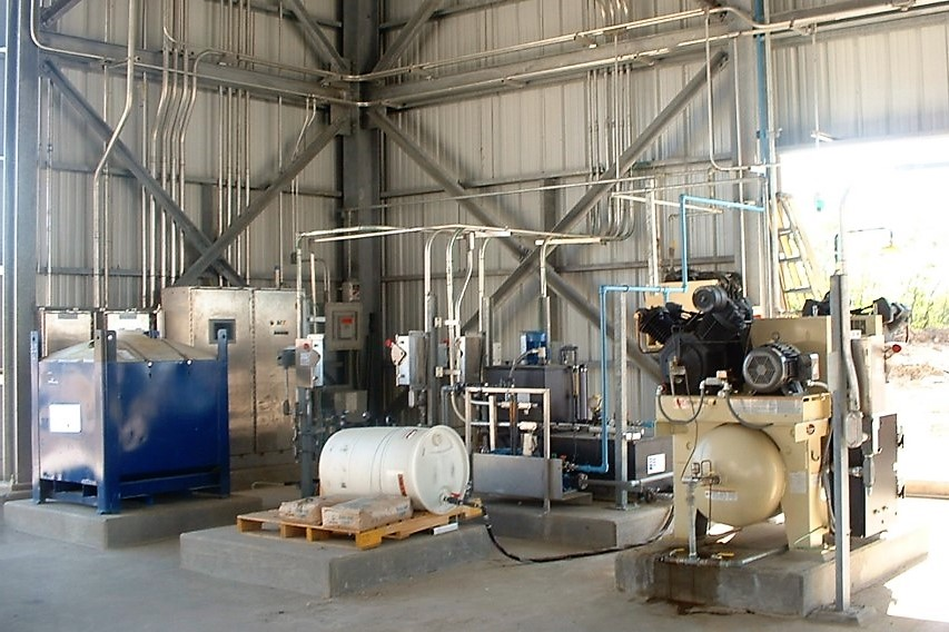facility and process engineering