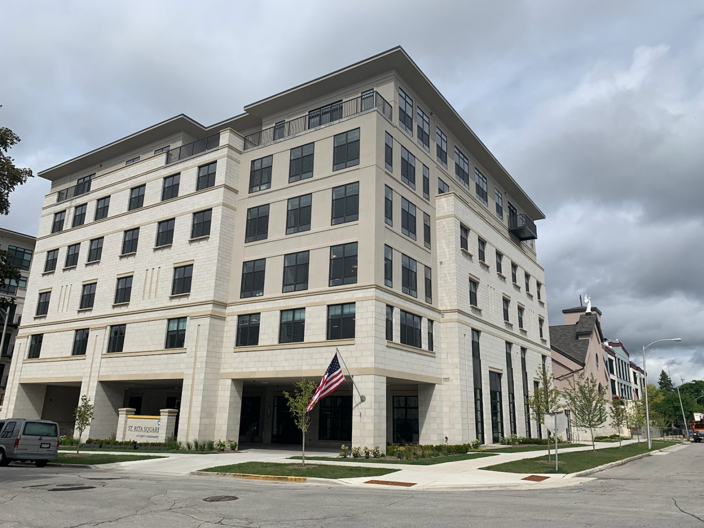 Senior Living Building
